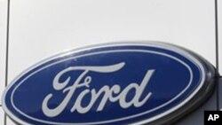 福特汽車公司標誌
