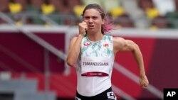 Tokyo Olympics Belarus Athlete Timanovskaya