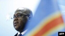 Félix Tshiekedi, umwe mu baziyamamariza umwanya w'umukuru w'igihugu muri Kongo