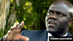 Deputy Prime Minister Arthur Mutambara says they are yet to sit down as principals to decide on the dates for elections