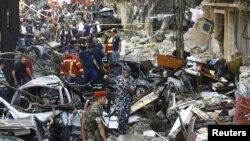 Beyrut'taki Bombalı Saldırıda İstihbarat Şefi Hayatını Kaybetti