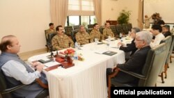 وزیراعظم کی زیر صدارت ہونے والا اعلیٰ سطحی اجلاس