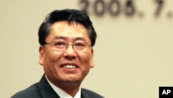 South Korea's Yonhap news agency reports that North Korean Vice Premier Choe Yong Gon was killed by firing squad in May, 2015, after expressing displeasure with Kim Jong Un's forestry policies.
