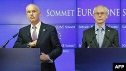 ევროპა საბერძნეთს დახმარების ხელს უწვდის
