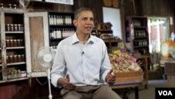 Barack Obama enumeró medidas que el Congreso puede adoptar de inmediato.