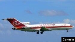 Las autoridades informaron que el avión despegó del aeropuerto en mención y minutos después se precipitó, pero no se saben las causas del accidente. [Foto: Casper Kolenbrander Planespotters.net].
