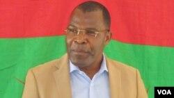 Secretário Nacional para Assuntos Eleitorais da Unita José Pedro Katchiungo