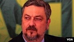 António Palocci, antigo ministro brasileiro