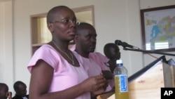 Victoire Ingabire (AP)