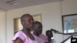 Umuyobozi wa FDU-Inkingi Victoire Ingabire we aracyafunze
