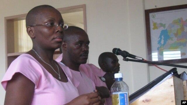 L'opposante rwandaise Victoire Ingabire
