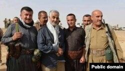 وزیر خارجه ایالات متحده می گوید قاسم سلیمانی مانند ابوبکر البغدادی رهبر داعش، اقدامات تروریستی انجام می دهد.