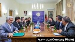 هیأت ایرانی و افغان سه تفاهمنامه همکاری های مشترک امضا کردند