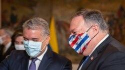 美國政府政策立場社論:加強美國與哥倫比亞的關係