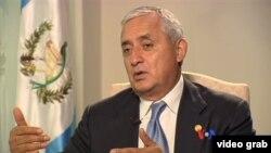 Otto Pérez Molina señaló que una de sus primeras iniciativas al mando del SICA será fortalecer la integración aduanera entre los países del bloque.