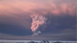 دانشمندان: فوران آتشفشان ايسلند به شدت سال گذشته نيست