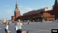 莫斯科红场和克里姆林宫