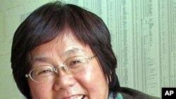中国维权人士王荔蕻。