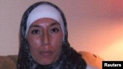 Monica Witt, ex-agente américaine inculpée d'espionnage au profit de l'Iran. (Photo publiée par le FBI à Washington, le 13 février 2019).