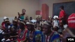 Umbuthano wabantu kusethulwa ugwalo 'Ngemva Kwezinyembezi'.