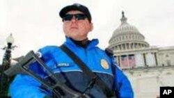 امریکی دارالحکومت سے مشتبہ شخص گرفتار