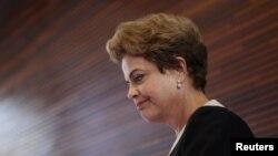 El porcentaje que exige la destitución de Dilma Rousseff subió 2 por ciento en menos de dos meses.