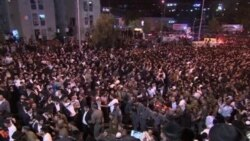 Funeral of Rabbi Draws Half a Million People in Israel