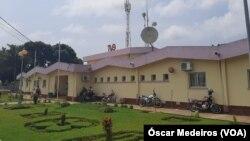 Sede da Televisão São-Tomense (TVS)
