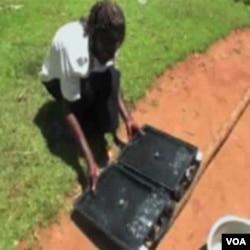 Solarni prečišćivač vode
