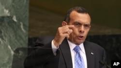 El presidente de Honduras, Porfirio Lobo Sosa enfatizó la necesidad de trabajar de forma coordinada para combatir el crimen organizado durante la 67 Asamblea General de la ONU.
