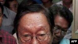 Phát ngôn viên của Liên minh Toàn quốc Đấu tranh cho Dân chủ (NLD) Nyan Win