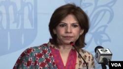 وزارت خارجہ کی ترجمان تسنیم اسلم