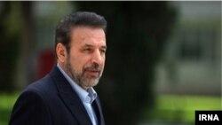 محمود واعظی وزیر ارتباطات و فناوری اطلاعات و رئیس کمیسیون همکاری های ایران و آذربایجان