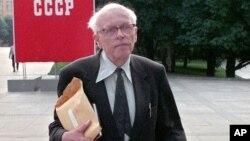Андрей Сахаров. 29 мая 1989 г.