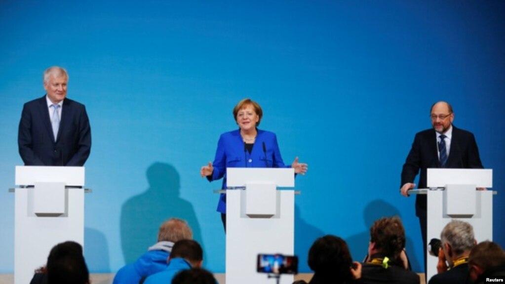 Merkel arrin marrëveshje për koalicionin qeverisës me SPD-në