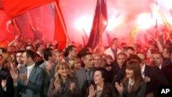 ВМРО-ДПМНЕ во водство по пребројување на 70% од гласовите