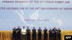 Лідери саміту АСЕАН у Камбоджі