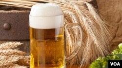 همه محصول آبجوی تولید شده با آب باران فروش رفته است.