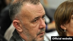 Dragoljub Žarković, glavni urednik Vremena (Foto: Medija centar Beograd)