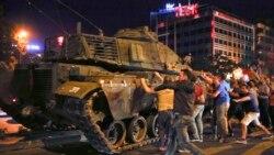 တူရကီ အာဏာသိမ္း စစ္သားအမ်ားအျပား ဖမ္းဆီးခံရ