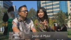 Jualan di Mobil (3)