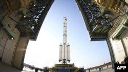 «Тянгонг-1» перед запуском