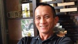 Ông Dominic Phạm, người Mỹ gốc Việt, cư dân thành phố Westminster, bang California (Ảnh chụp từ Facebook Dominic Phạm)