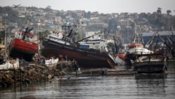 Partnering With Chile Against Tsunamis