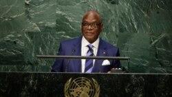Nouhoum Togo, fanga senamaton kumasela kumana ni, VOA BAMBARA ye, uka ton nyema oni President Ibrahim Boubacar Keita ka, kunu nyongonye kan.