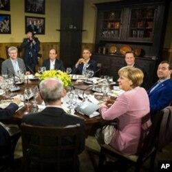 G-8 summit