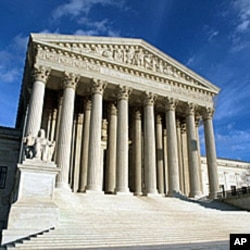 For the first time, the U.S. Supreme Court is hearing oral arguments in a case involving genetically modified crops.
