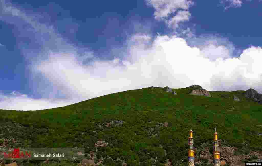 روستای کندلوس در استان مازندران عکس: سمانه صفری