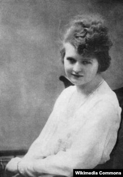 "Nan Britton, pictured here, wrote a book called ""The President's Daughter."""