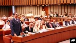 مبینہ مراسلے پر زرداری حکومت شدید دباؤ کا شکار